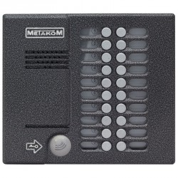 Блок вызова МЕТАКОМ MK20.2-MFEN