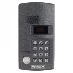 Блок вызова МЕТАКОМ MK2003.2-TM4E