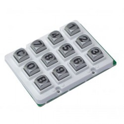 Клавиатура АК 208.1