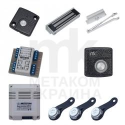 Комплект домофоннного оборудования на 10 абонентов