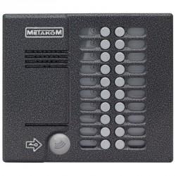 Блок вызова до 20-ти абонентов MK20.2-MFEV