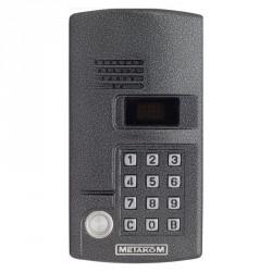 Блок вызова видеодомофона - MK 2003.2-TM4EV Метаком