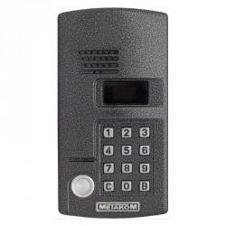 Вызывная панель домофона Метаком MK2003.2-TM4EVN с цветной видео камерой