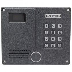 Блок вызова цифрового домофона - Метаком MK2007-RF-EV