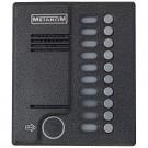 Блок вызова МЕТАКОМ MK10.2-RFE на 10 абонентов