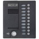 Блок вызова MK10.2-TM4E аудиодомофона