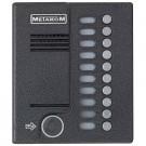 Вызывная панель видеодомофона Метаком MК10.2-RFEV на 10 абонентов
