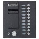Блок вызова до 10-ти абонентов MK10.2-TM4EVN