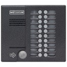 Блок вызова до 20-ти абонентов MK20.2-MFEVN