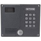 Блок вызова цифрового домофона на 255 абонентов - МЕТАКОМ MK2007-MF-EV