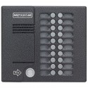 Блок вызова домофона на 20 квартир - MK20.2-TM4EV